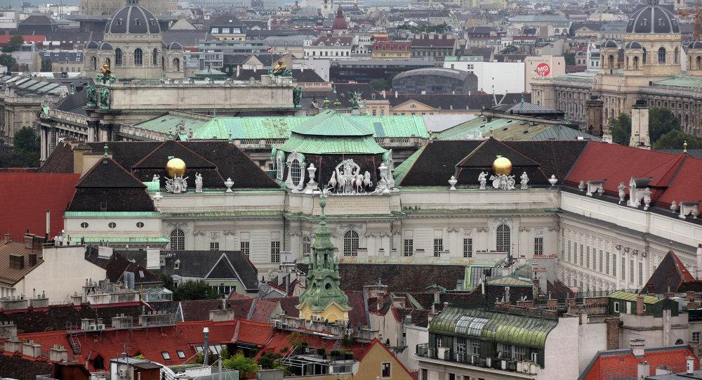 Wiedeń, stolica Austrii