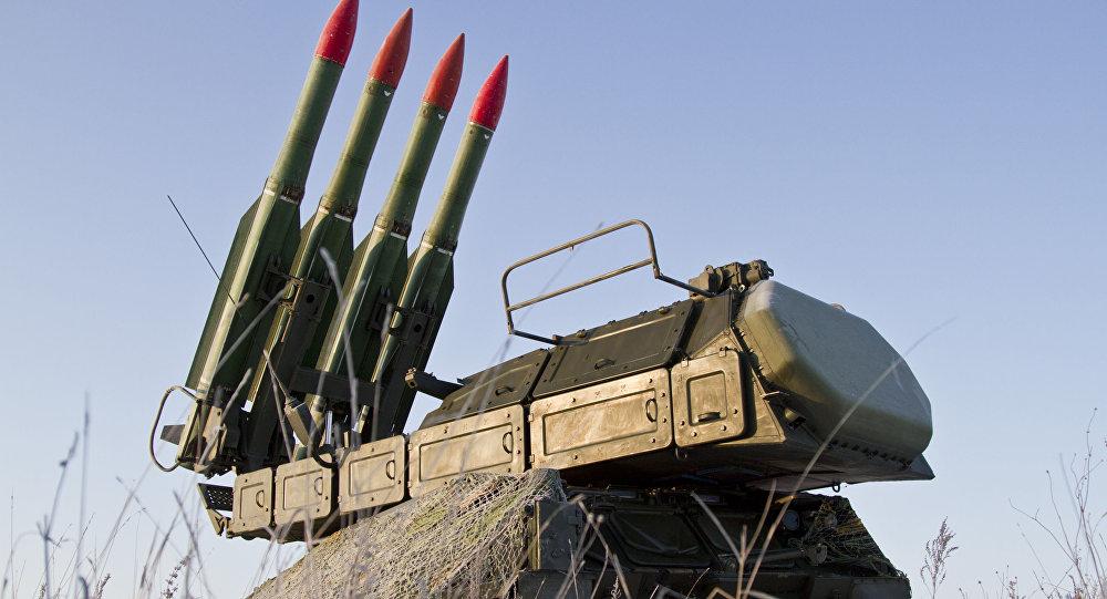 System kierowanych rakiet ziemia–powietrze Buk