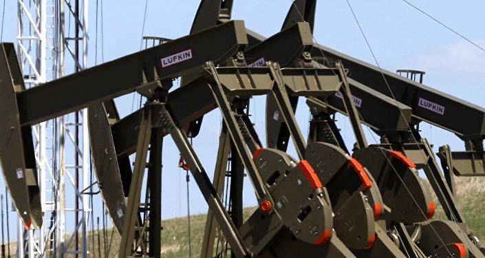 Wydobycie ropy naftowej w Watford City