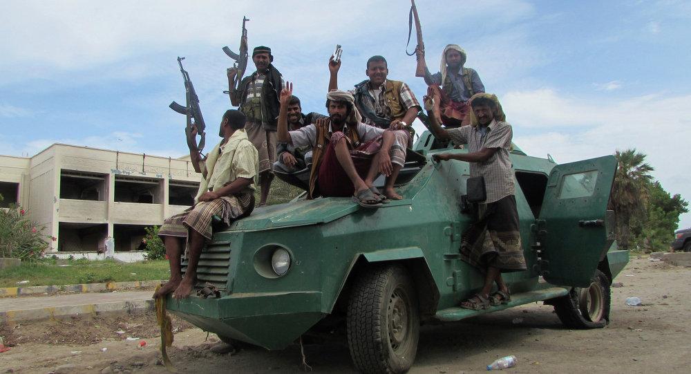 Aden, Jemen