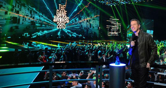 Ceremonia The Game Awards-2015