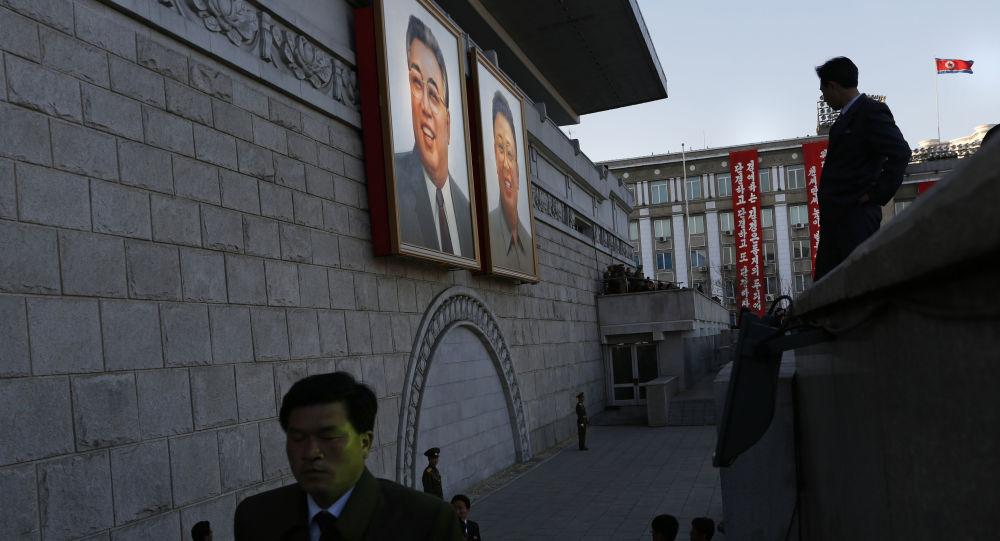 Plac Kim Ir Sena w Pjongjangu