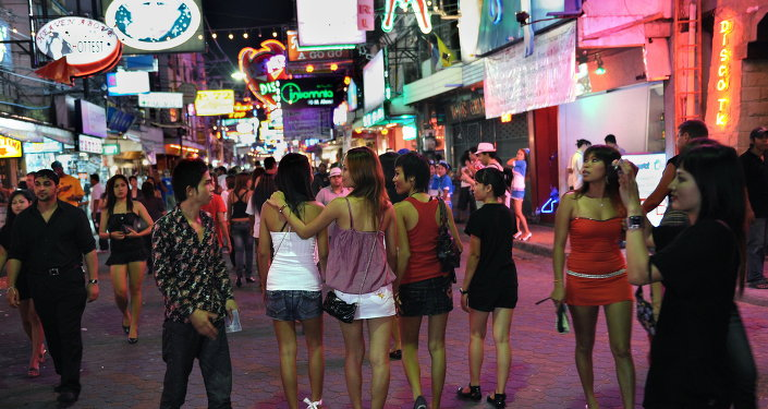 Pattaya, Tajlandia