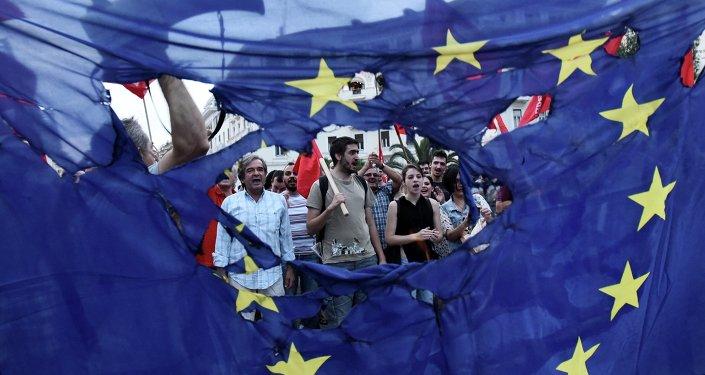 Europa stacza się w otchłań