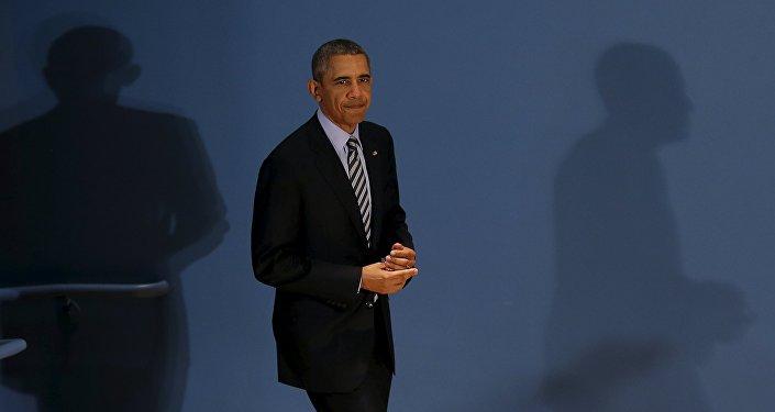 Prezydent USA Barack Obama