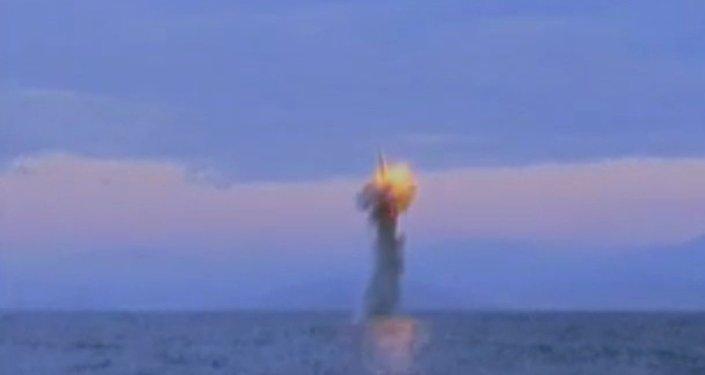 Korea Północna przeprowadziła kolejny test pocisku balistycznego