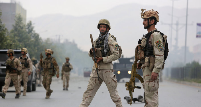 Siły bezpieczeństwa w Afganistanie
