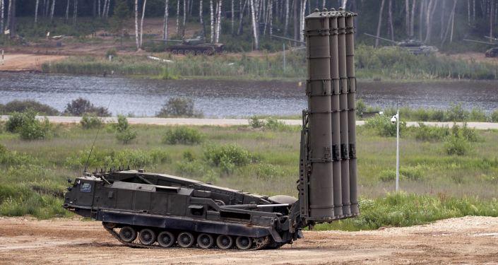 Rosyjski rakietowy zestaw przeciwlotniczy S-300