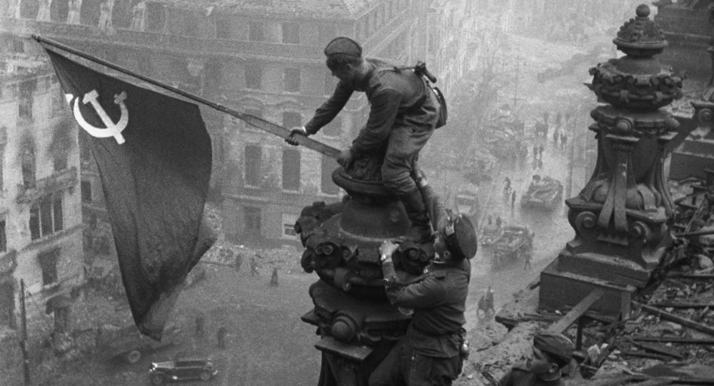 Sztandar Zwycięstwa nad Berlinem