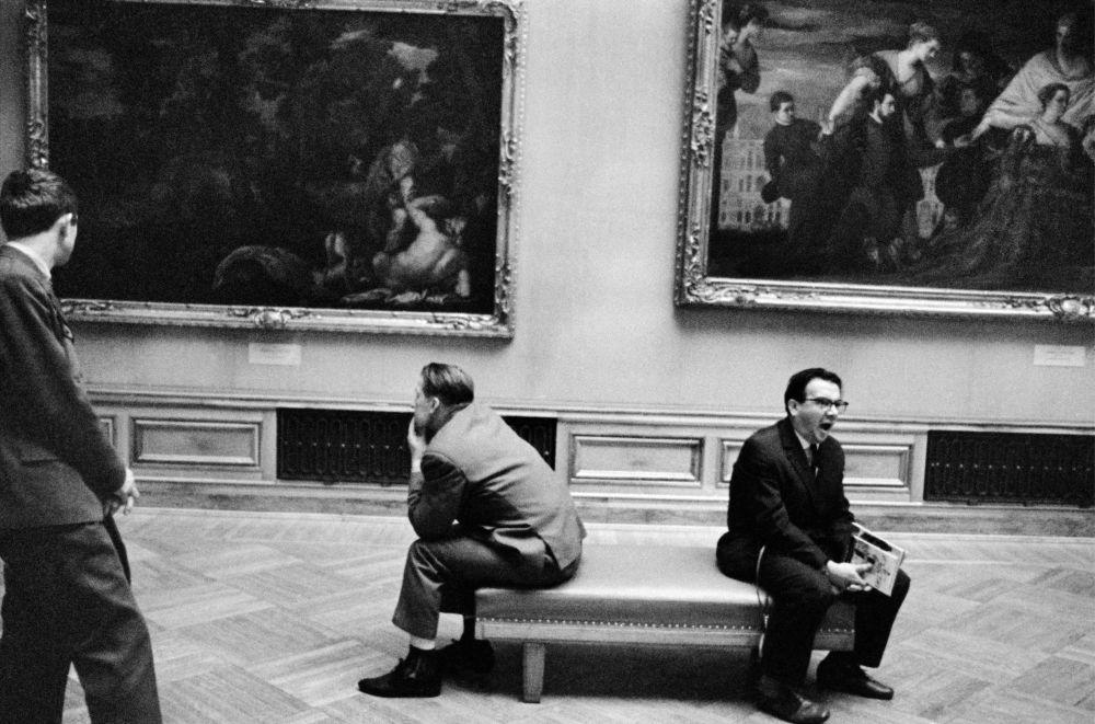 Goście Galerii Tretiakowskiej