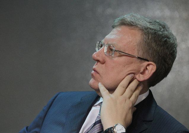 Były minister finansów Rosji Aleksiej Kudrin