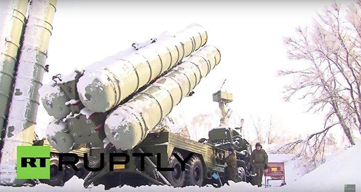 To pułapka! Rosyjski konwój S-300 został zaatakowany