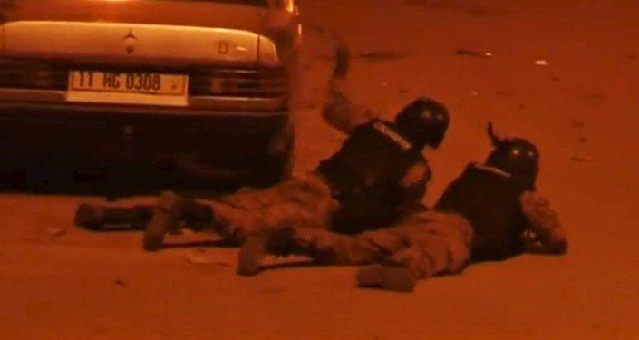 Atak na hotel w Wagadugu