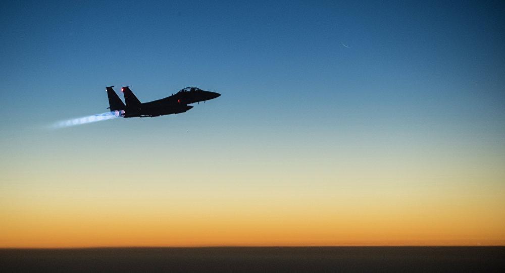 Amerykański myśliwiec F-15