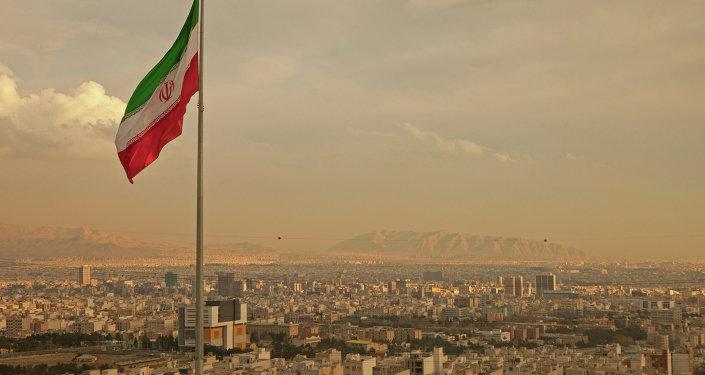 Flaga Iranu