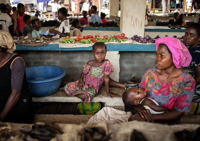Kongijskie dziewczyny