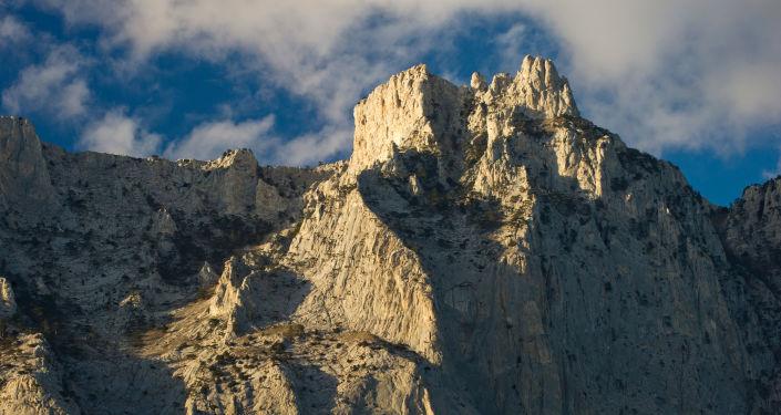 Góra Aj-Petri na Krymie