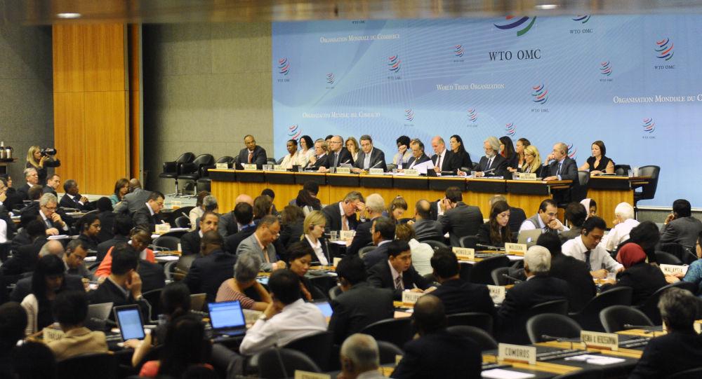 Posiedzenie WTO w Genewie