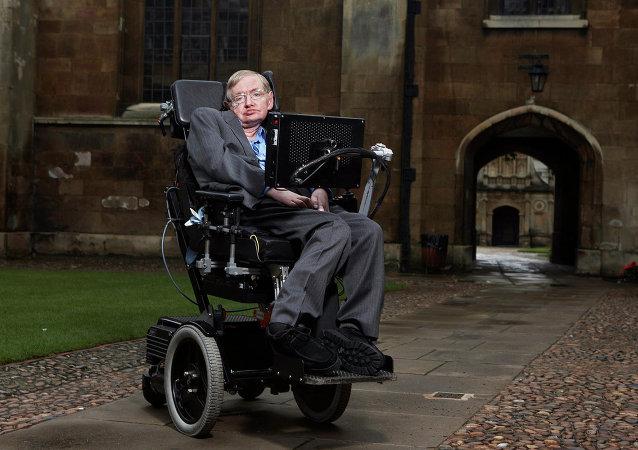 Brytyjski fizyk teoretyk Stephen Hawking ostrzega człowieczeństwo przed nieuchronną katastrofą technogenną