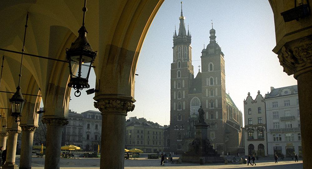 Kraków, Plac Mariacki