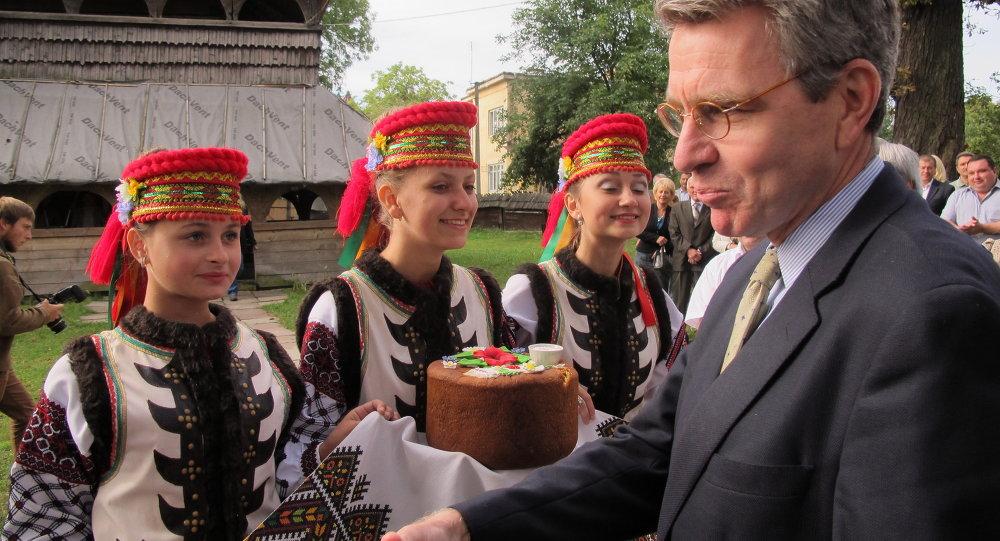 Ambasador USA na Ukrainie Geoffrey Pyatt