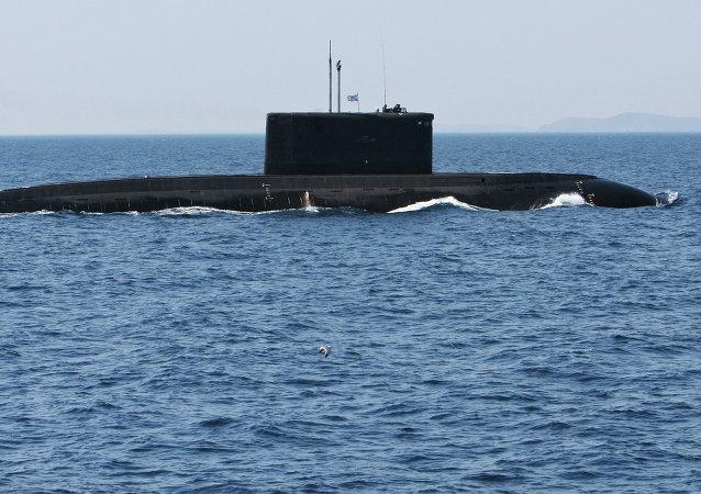 Okręty podwodne projektu 636 Warszawianka