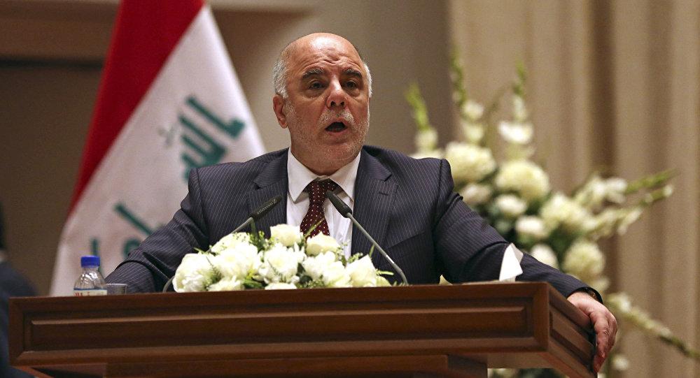 Premier Iraku Hajdar al-Abadi