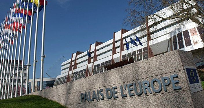 Pałac Europy w Strasburgu