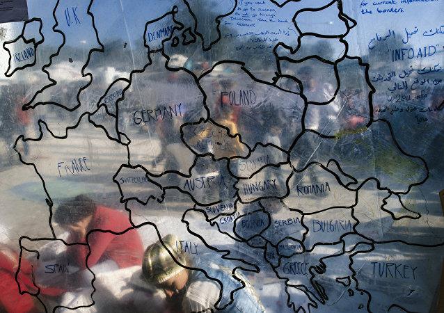 Kryzys migracyjny w UE