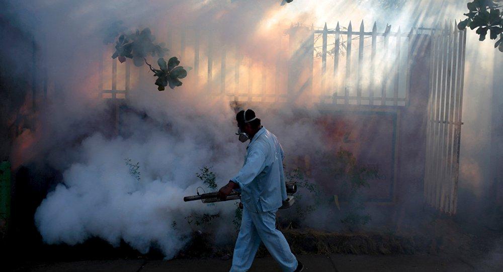Walka z wirusem Zika w Nikaragui
