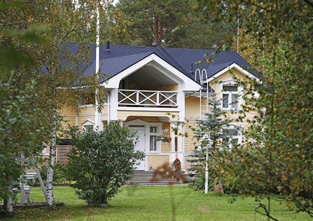 Dom w Kempele fińskiego premiera