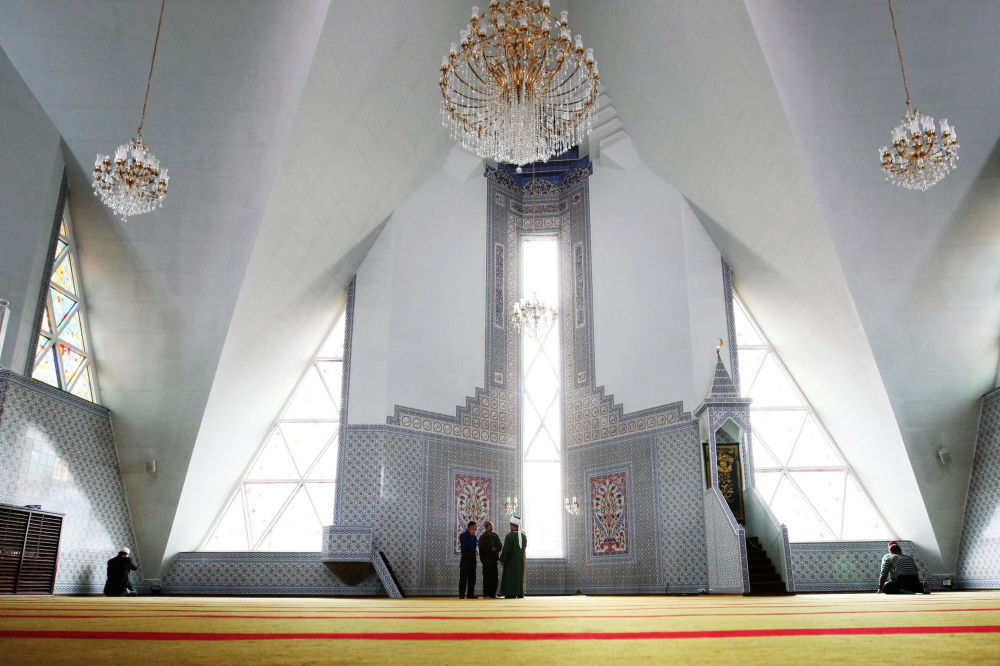 Meczet Lala Tulpan w Ufie