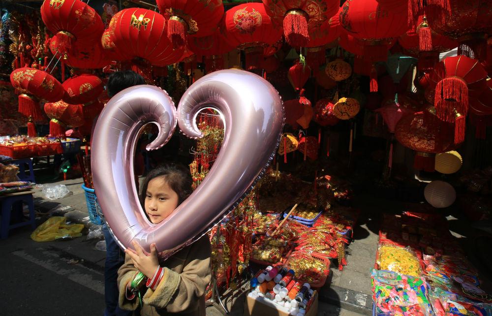 Nowy Rok w Hanoi, Wietnam