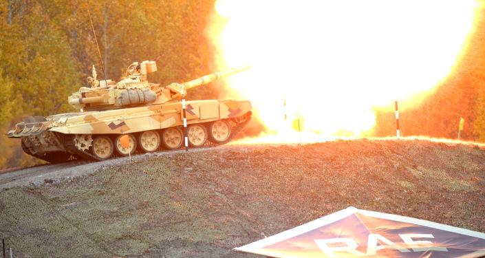 Czołg T-90