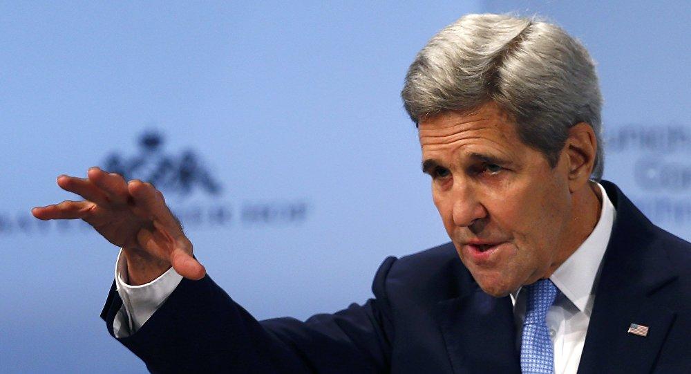 Sekretarz Stanu Stanów Zjednoczonych John Kerry