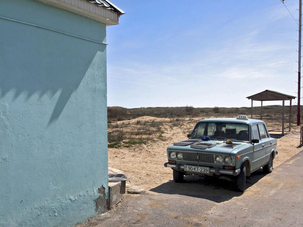 Taksówka WAZ-2106 w Azerbejdżanie