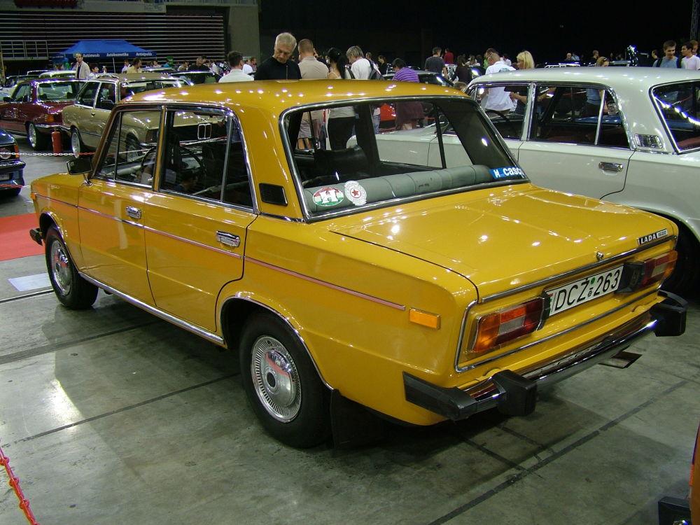 Samochód WAZ-2106 Lada-1600