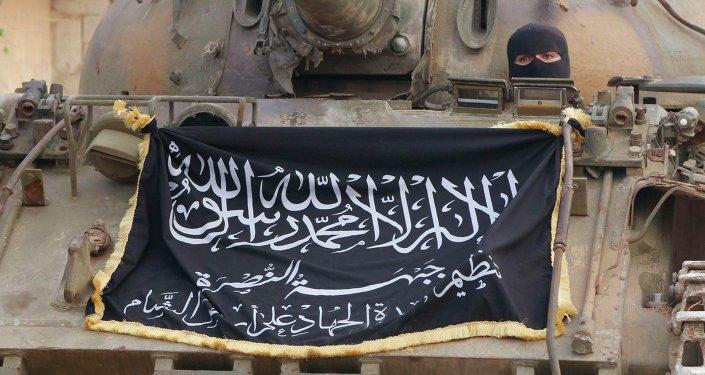 Dżabhat an-Nusra
