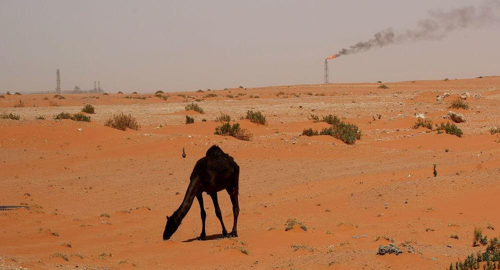Wydobycie ropy w Arabii Saudyjskiej