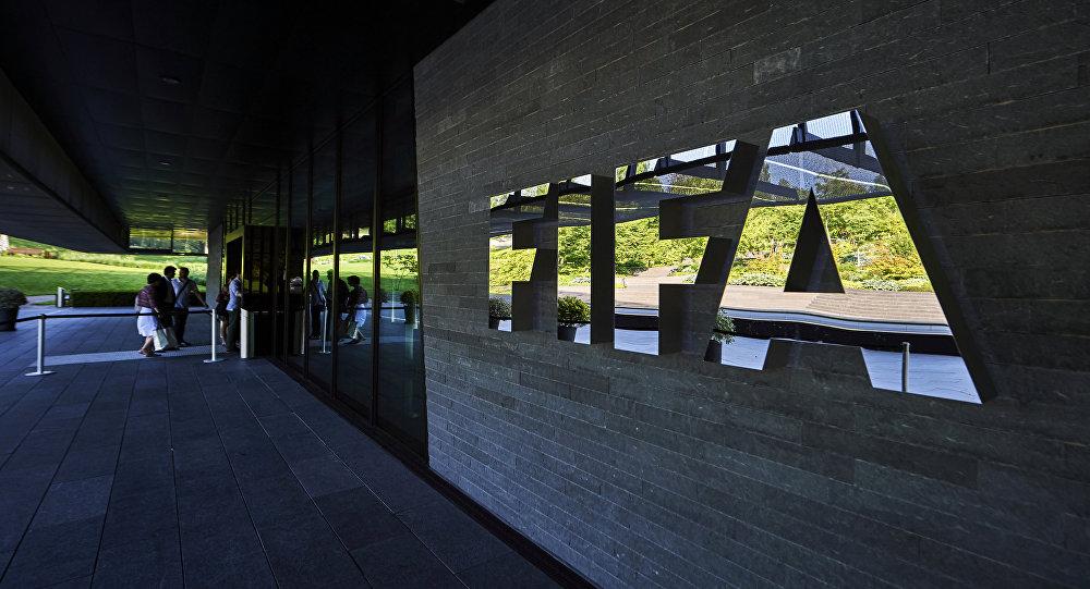 Kwatera sztabu FIFA w Zurychu