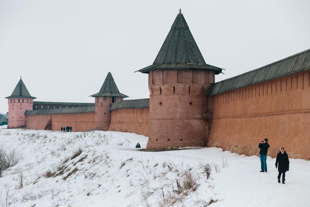 Monaster Spaso-Jewfimiejewski w Suzdalu