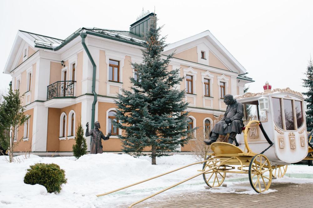 Hotel Nikolajewskij Posad w Suzdalu