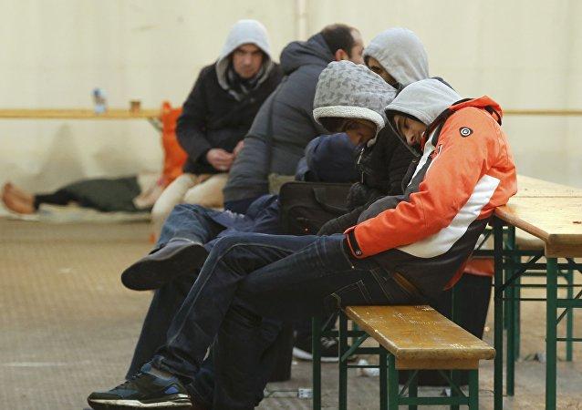 Imigranci w Berlinie