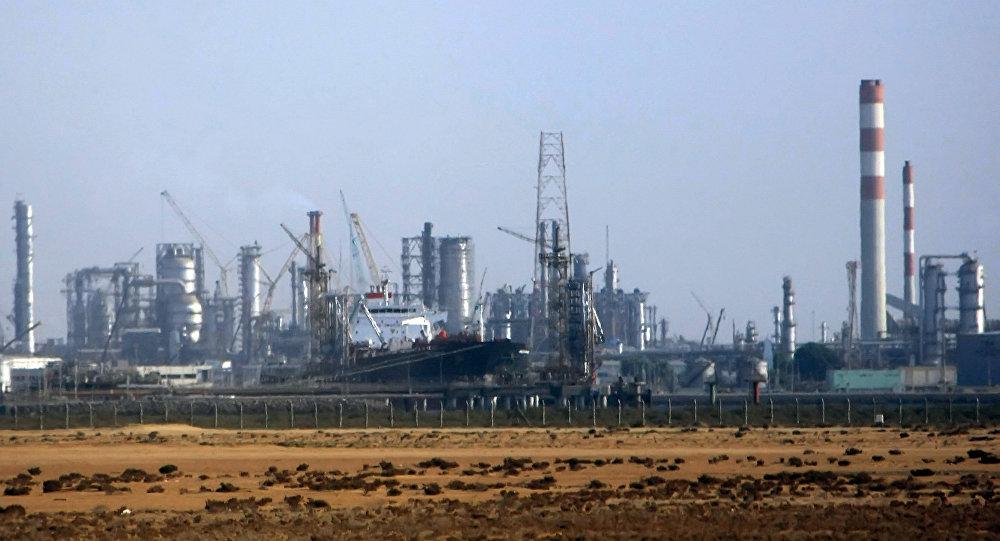 Wydobycie ropy naftowej w Arabii Saudyjskiej