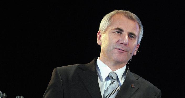 Ambasador UE w Rosji Vygaudas Usackas