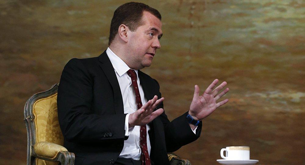 Oficjalna wizyta premiera Rosji Dmitrija Miedwiediewa w Tajlandii