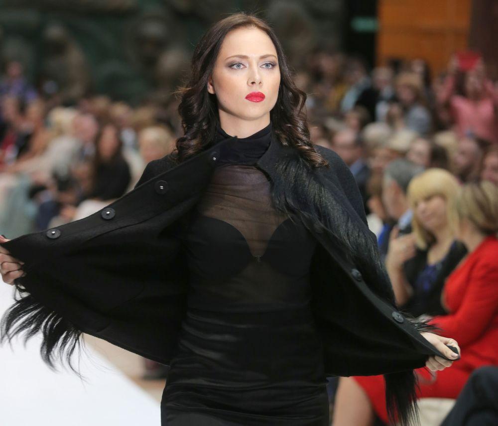 Aktorka Nastasja Samburskaja