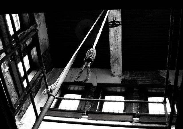 Kara śmierci przez powieszenie