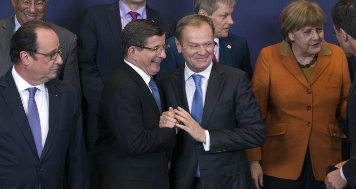 Szczyt UE-Turcja