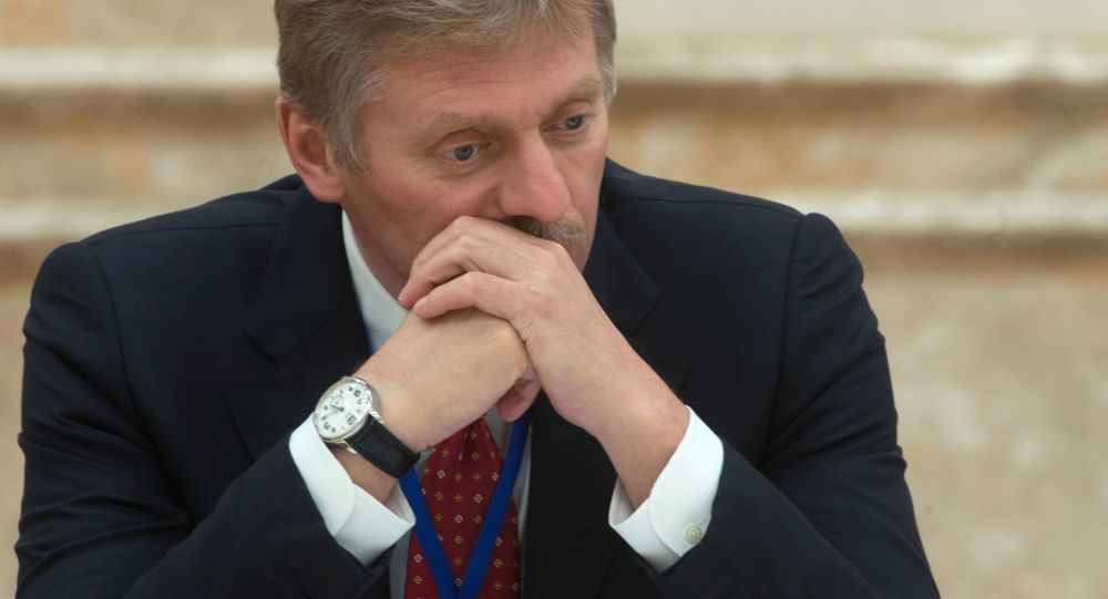 Rzecznik prezydenta Rosji Dmitrij Pieskow
